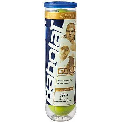 BABOLAT FRENCH OPEN 4-BALL CAN