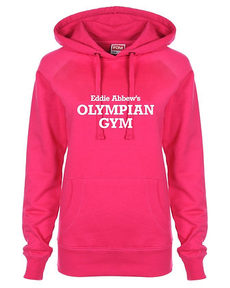OLYMPIAN GYM WOMENS HOODY