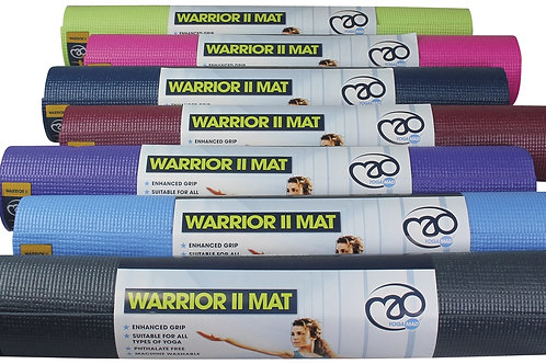 FITNESS MAD 4MM YOGA MAT