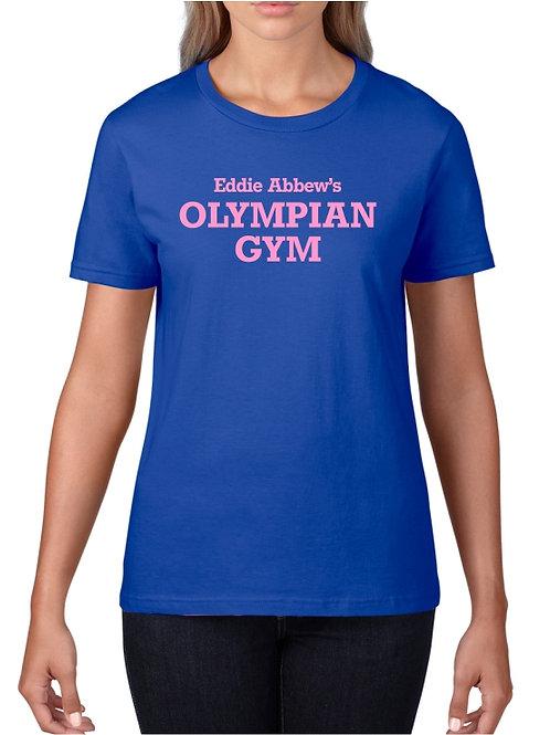 OLYMPIAN GYM WOMENS T-SHIRT