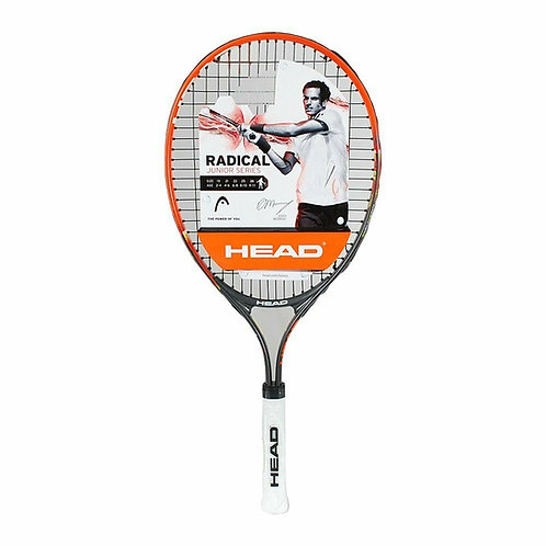 HEAD RADICAL TENNIS JNR + 2 BALLS