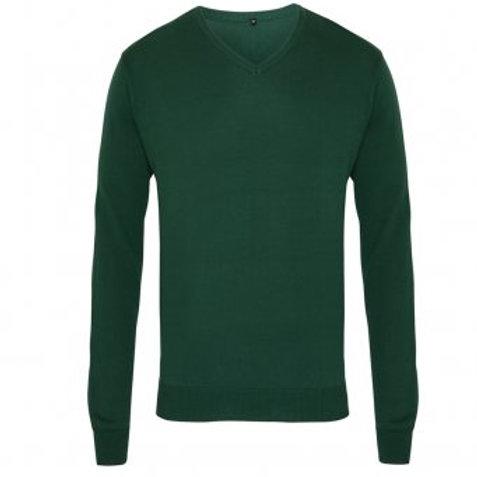Cotton/Acrylic Sweater