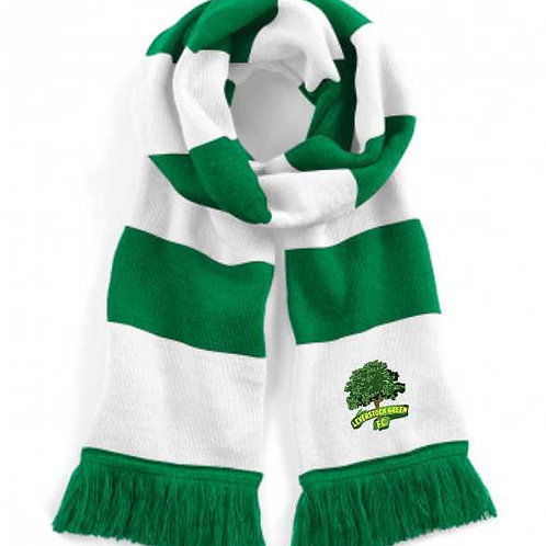 LGFC Embroidered Scarf