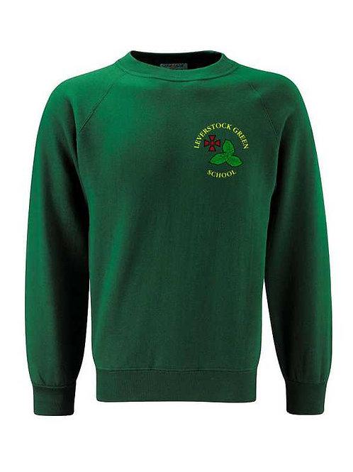 Leverstock Green School Sweatshirt