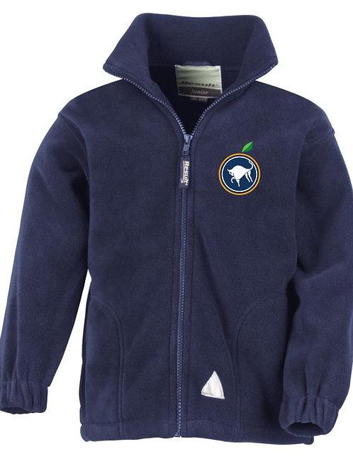 St Luke's School F/Z Fleece Jacket