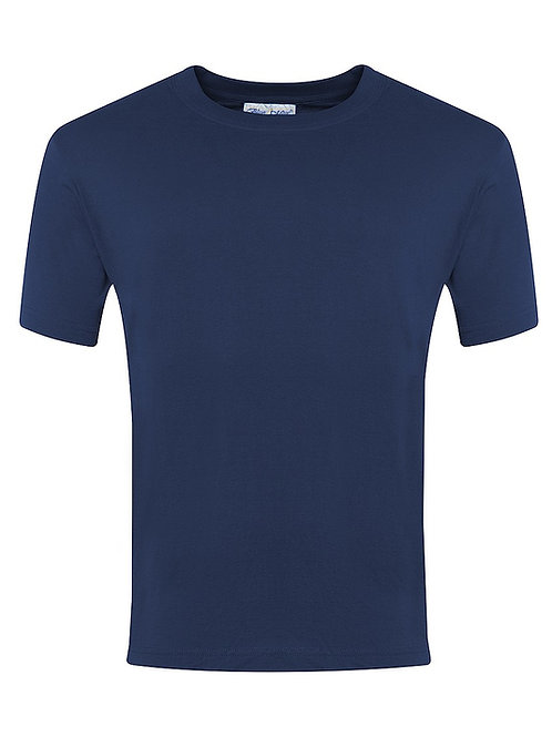 Collett School Navy PE T-Shirt