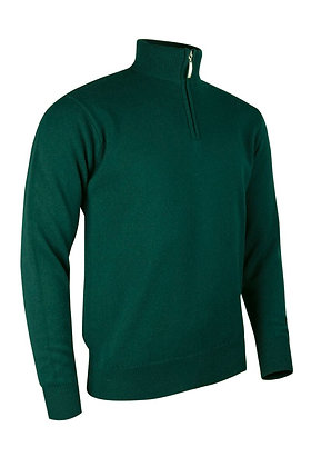 Glenmuir Lambswool 1/2 Zip Sweater