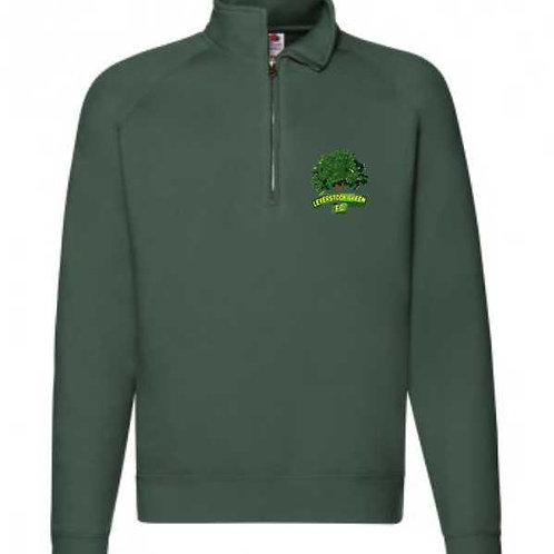 LGFC Premium Zip Neck Sweatshirt