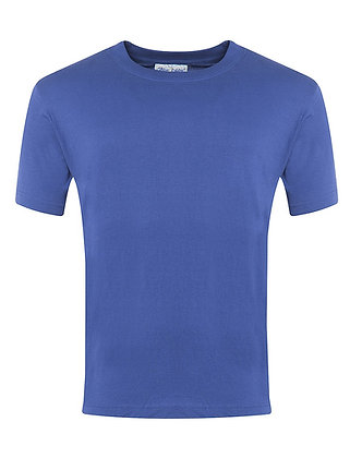 Collett School Royal PE T-Shirt