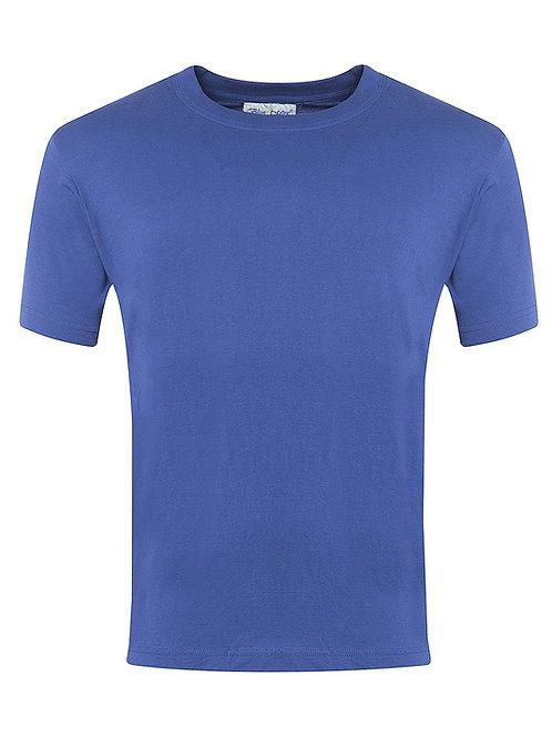Collett School Royal PE T-Shirt