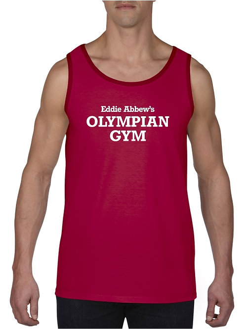 OLYMPIAN GYM MENS VEST