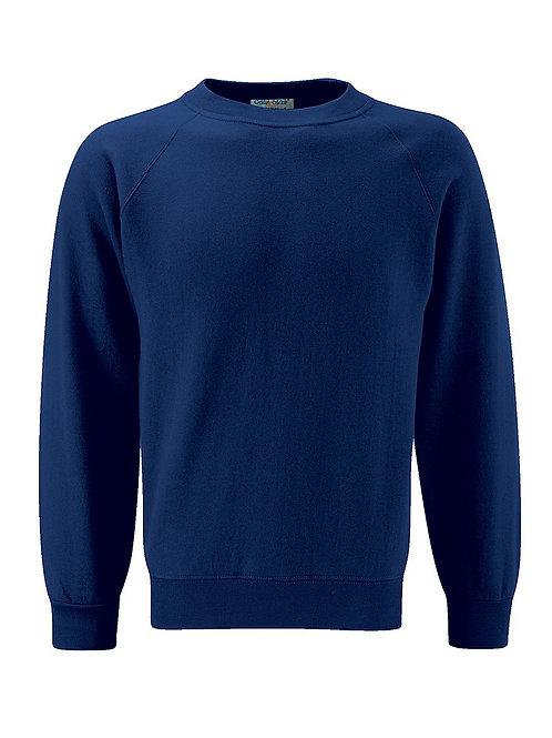 Middle School Navy Sweatshirt
