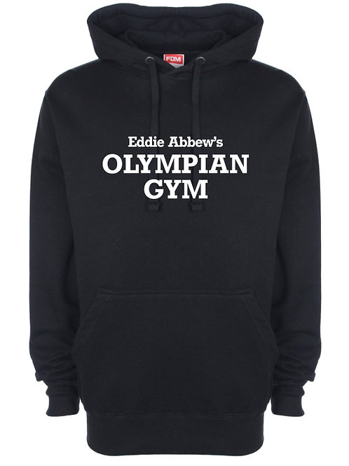 OLYMPIAN GYM MENS HOODY