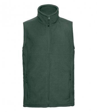 Full Zip Fleece Gilet