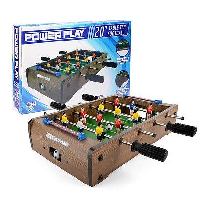 """POWERPLAY 20"""" TABLE FOOTBALL"""