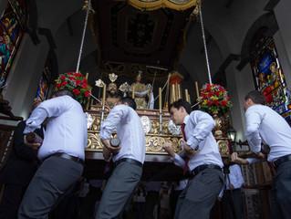 Así se vivió la procesión de Domingo de Ramos 2019