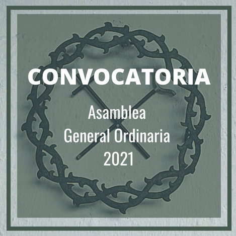 Convocatoria Asamblea General Ordinaria 2021