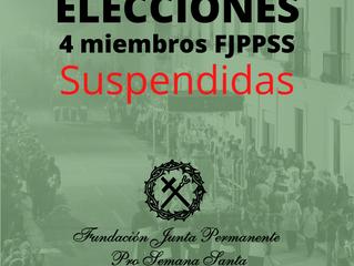 COMUNICADO - Semana Santa 2020 No. 4