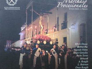 Marchas Procesionales Semana Santa en Popayán