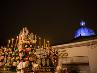 Fotos de la Procesión del Sábado Santo