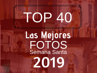Las mejores 40 fotos de las procesiones 2019
