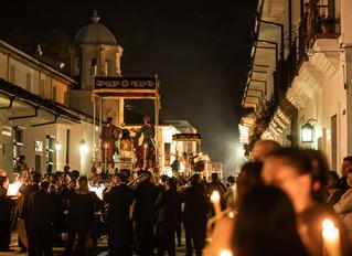 Una Semana Santa, sin procesiones...