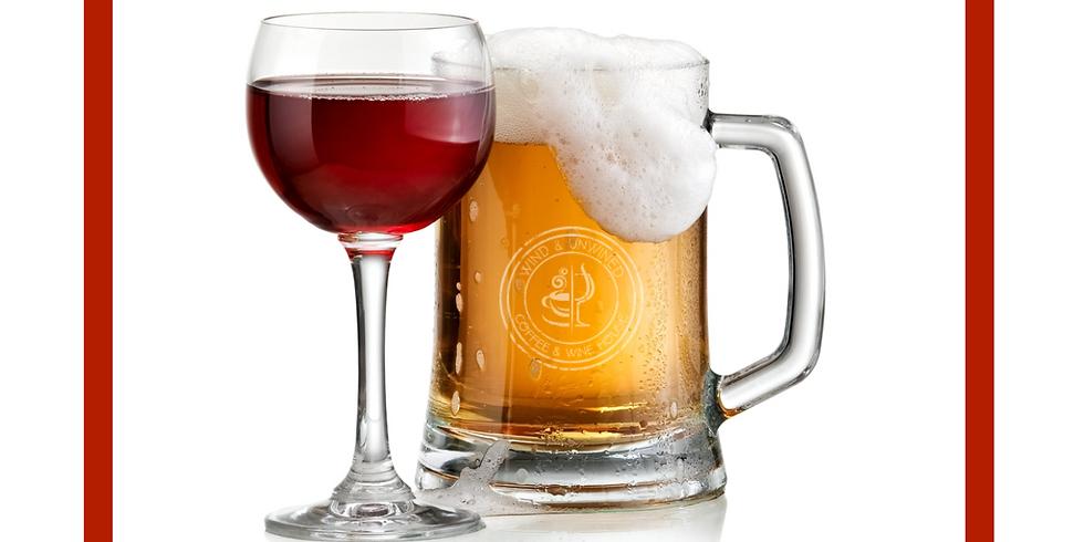 Valentine's Beer & Wine Event