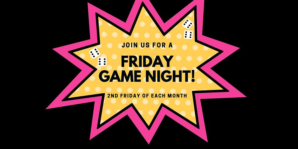 Friday Night Game Nights