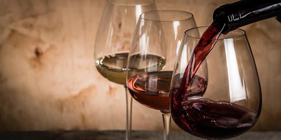 Wines 101 - Nov 13th