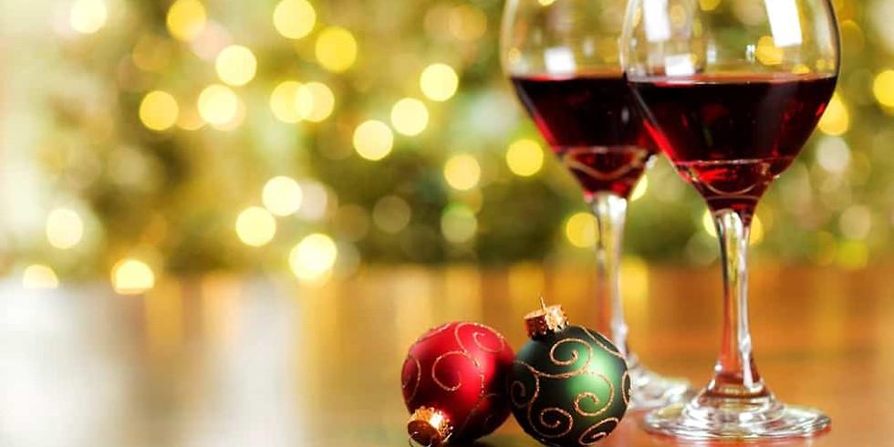 Holiday Wines - Class & Tasting (DEC 11th)