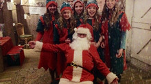 Visit Santa in Suffolk at Kersey Mill