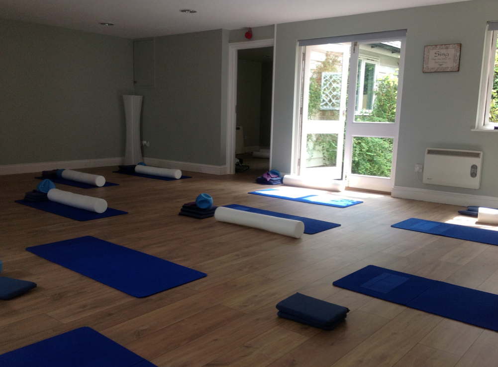 Pilates Studio at Kersey Mill
