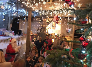 A Review of Suffolk's Best Christmas Grotto