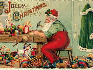 Santa in Suffolk