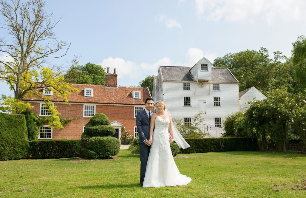 Weddings at Kersey Mill Suffolk