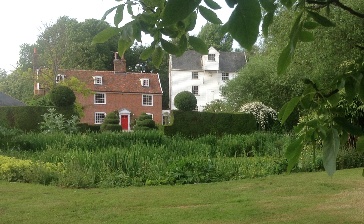 Kersey Mill and grounds