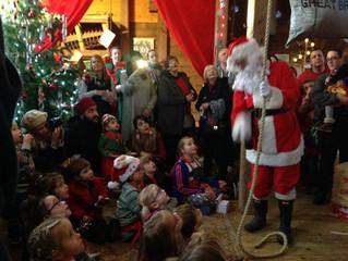 What Visitors to Santa's Workshop Say