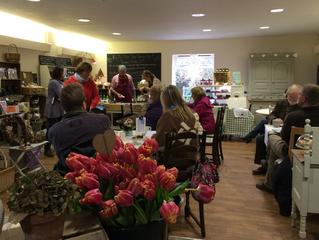 Pop Up Farm Shop & Tearoom