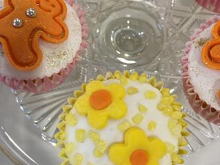 Cupcake Decorating Workshop at Kersey Mill