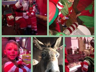 Visit Santa and His Elves at Kersey Mill Starts December 2020