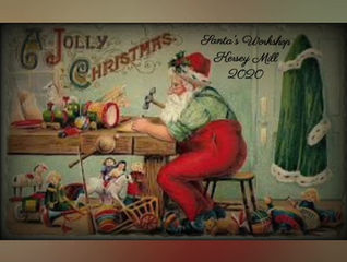 Santa's Workshop Kersey Mill