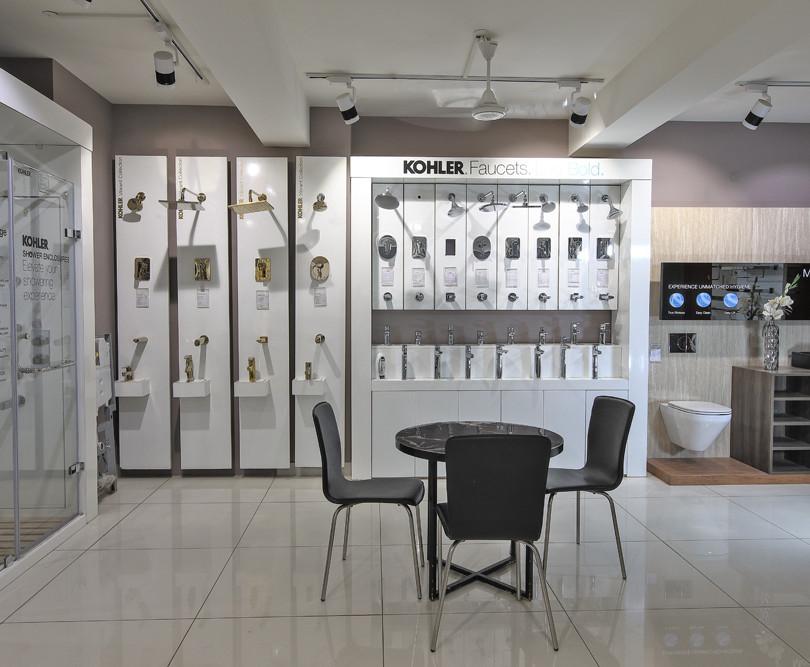 Kohler display, sector 104