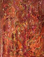 Summer Garden 92 x 71 cm £1,895