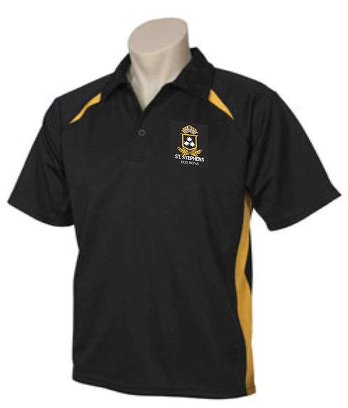 Tipene logo polo shirt (splice)