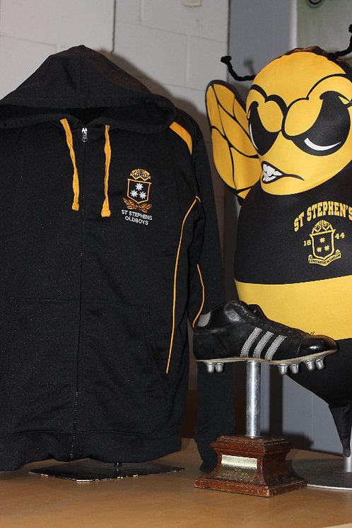 Black hoodie zip up