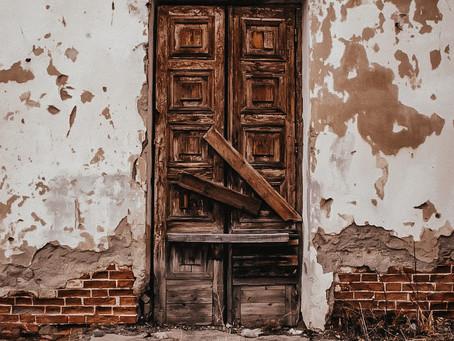 Una porta murata