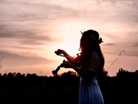 Storia di una violinista