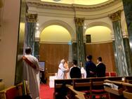 Syrian Orthodox Lent Service, 1st March 2020. Brighton.