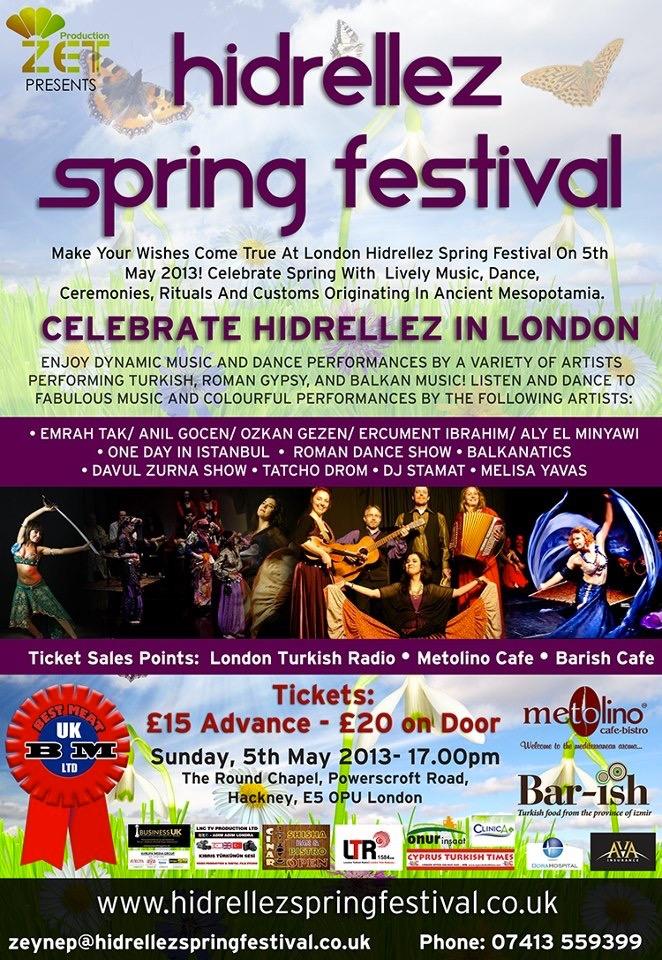 Hidrellez Festival