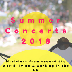 Summer Concerts 2018